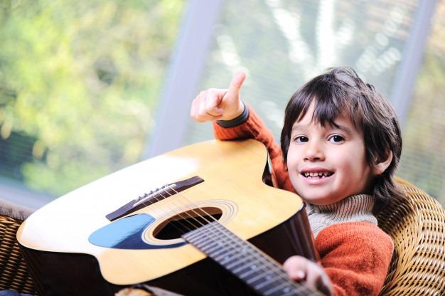 djete gitara